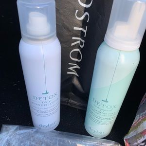 Drybar foam dry shampoo and conditioner